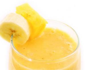 Suc de portocale si banana