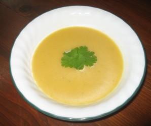 Supa crema cu legume