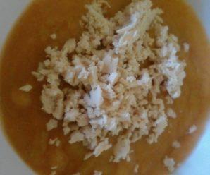 Supa crema de legume cu pui