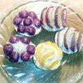 Briose cu fructe