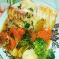 Peste cu legume