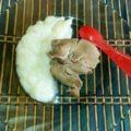 Piure de conopida (cu ficatel)