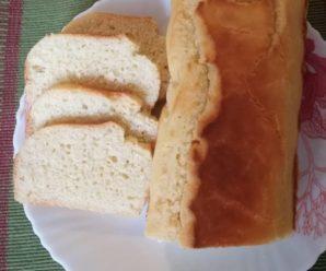 Paine de orez (fara lactate, fara grau, cu ou)