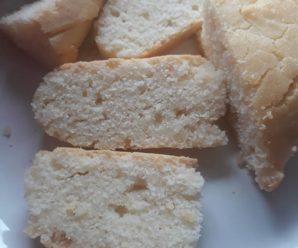 Paine de orez (fara lactate, fara grau, fara drojdie, cu ou)