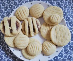 Biscuiti cu mei – de post (vegani), fara gluten