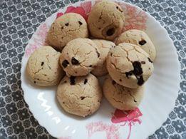 Biscuiti cu picaturi de ciocolata