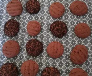 Biscuiti cu sfecla rosie – fara gluten si lactate