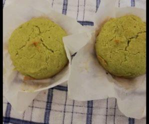 Painici cu broccoli – fara gluten si lactate