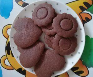 Biscuiti cu cacao (fara gluten, fara lactate)