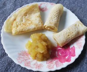 Clatite (fara gluten si lactate)