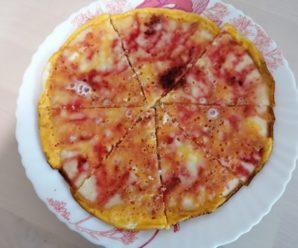 Aluat curgator pentru turte, pizza, dulce la tigaie