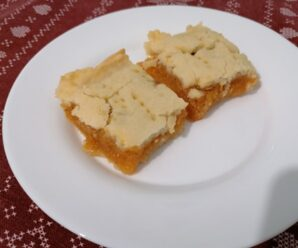 Placinta cu dovleac (fara gluten, fara lactate, fara ou)